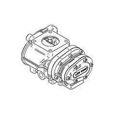 Screw Compressor - Oil Lubricated Airends (II)